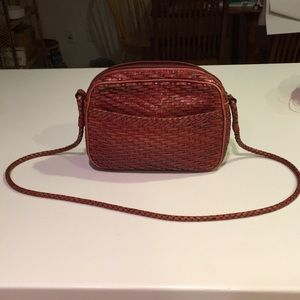 Talbots leather purse